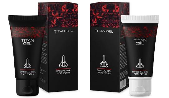 Titan gel ára