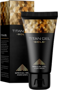 Titan Gel Gold ara